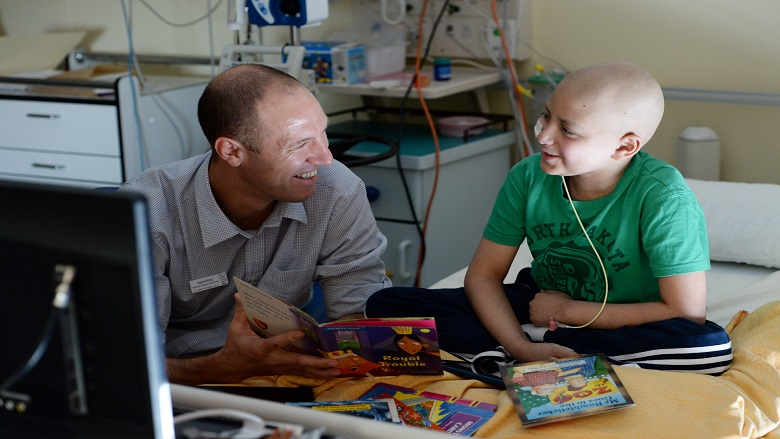 The Fight Cancer Foundation has used its Community Grant to support the families of sick kids.