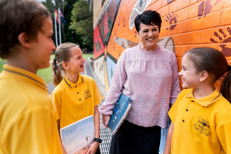 2019 Commonwealth Bank Teaching Awards: Alison Rourke (NSW)
