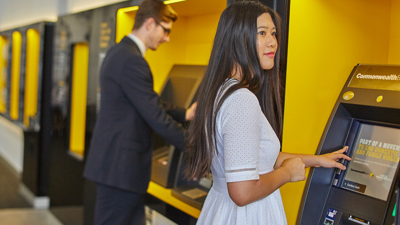 CommBank is cutting ATM withdrawal fees