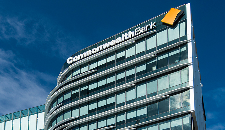 The Commonwealth Bank Square building