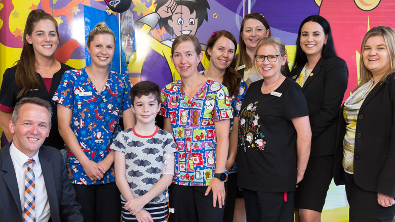 Commonwealth Bank employees celebrate 100 years of giving