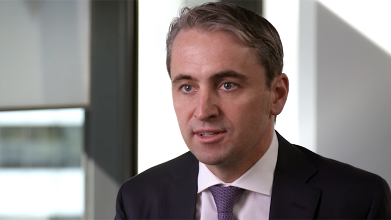 Commonwealth Bank chief executive Matt Comyn