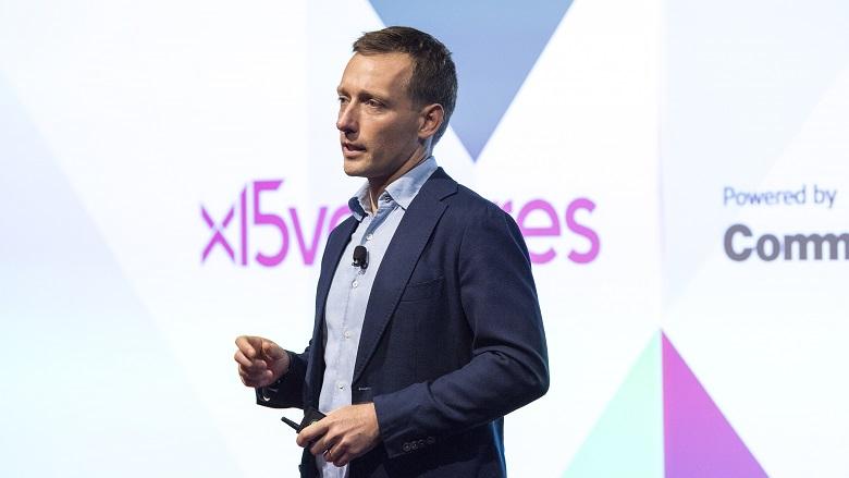 x15ventures Managing Director Toby Norton-Smith