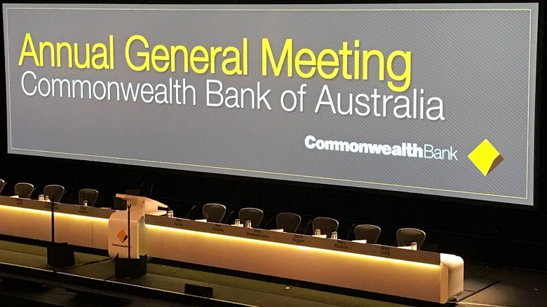 2018 CBA AGM conference hall