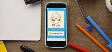 CommBank Youth mobile app