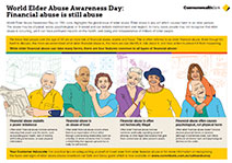 Elder abuse awareness guide