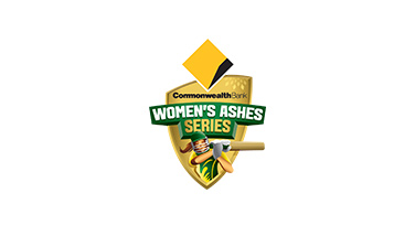 Women's Ashes Series logo