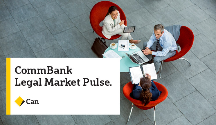 CommBank Legal Market Pulse - Nov 2019
