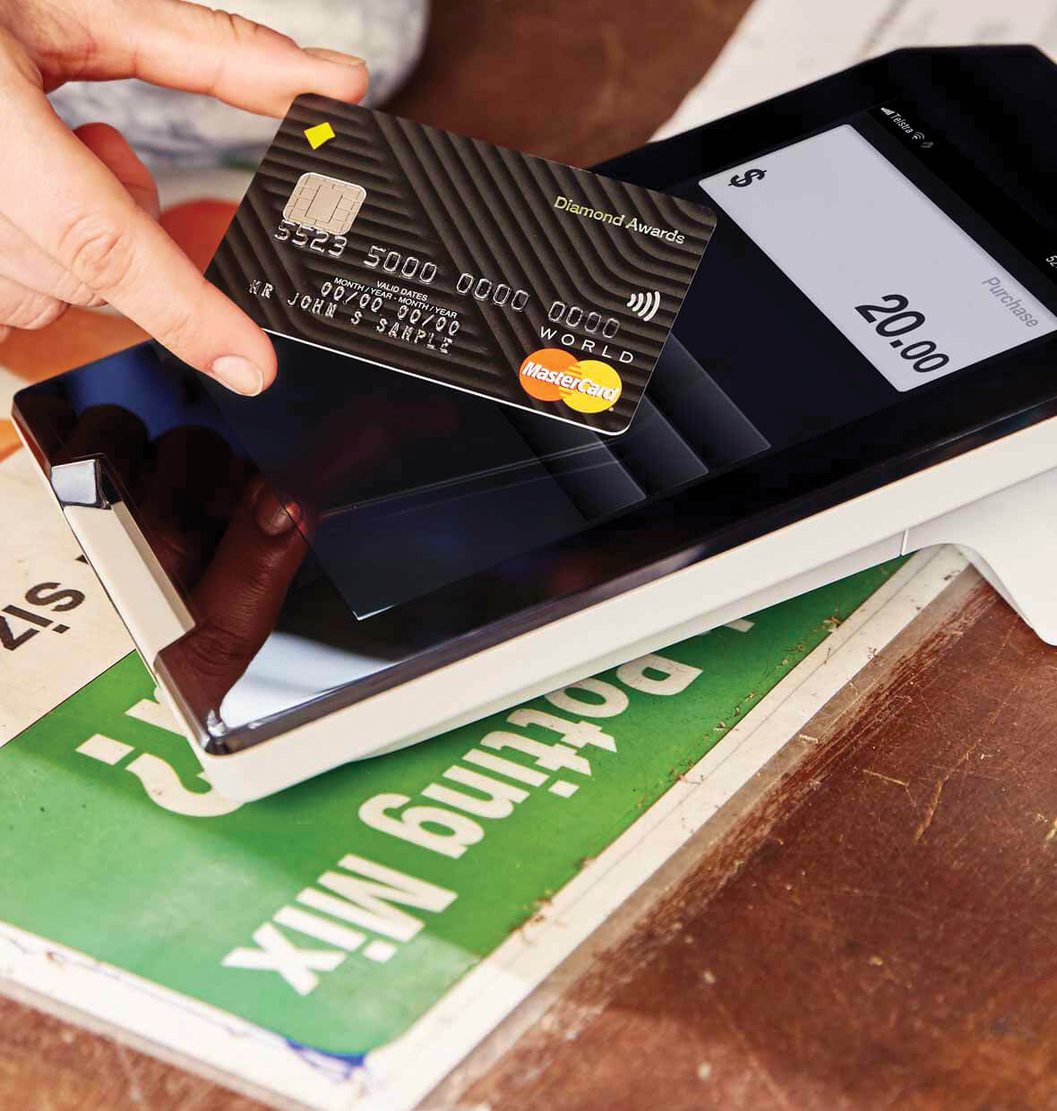 Eftpos Terminals Commbank Comau Attachments Electricalwiringquestions 23638d1153994657diy