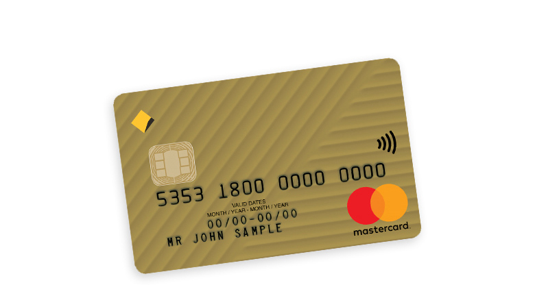 Low Fee Gold credit card