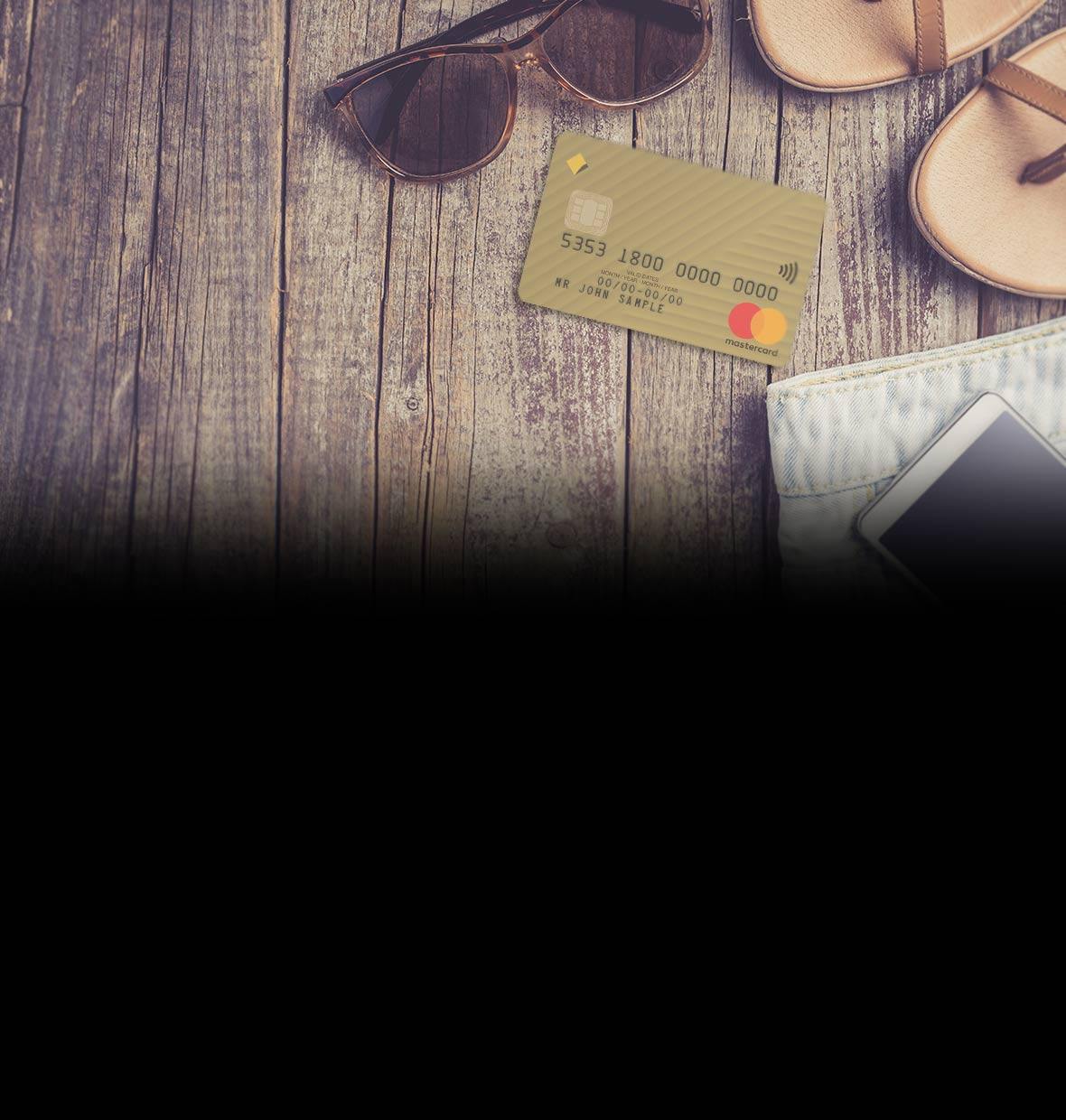 Travel Card Commbank: Low Rate Gold Credit Cards