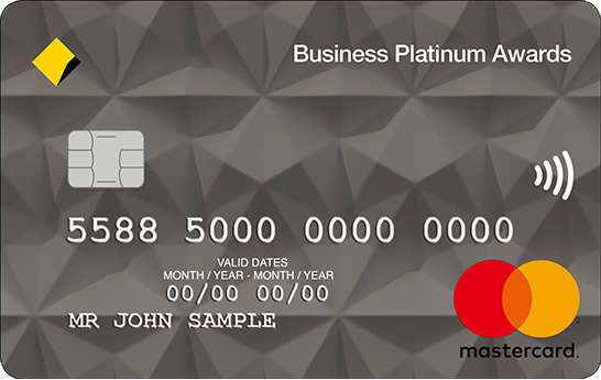 Example Business Platinum credit cards