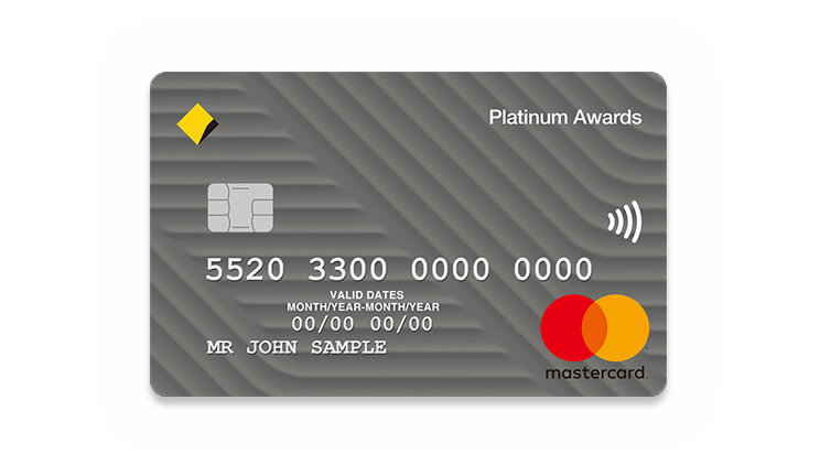platinum awards card image