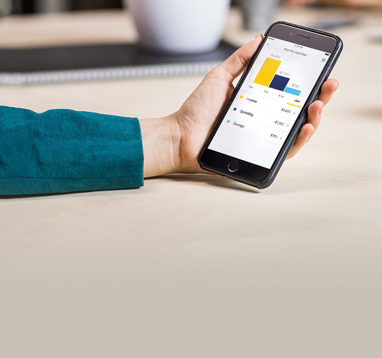 CommBank app - CommBank mobile phone app