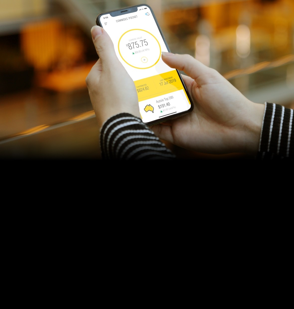 CommSec Pocket app