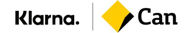 Klarna & CommBank Can logo