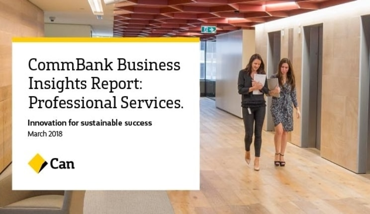 CommBank Business Insights report