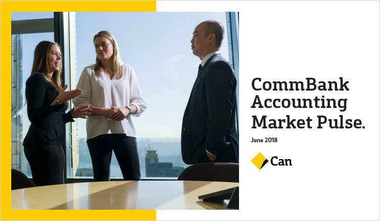 CommBank Accounting Market Pulse