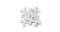 Tailored solutions jigsaw