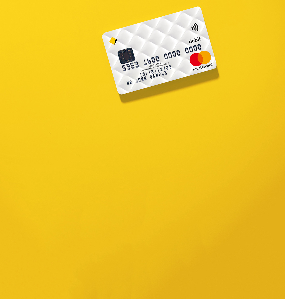 Debit Mastercard - CommBank