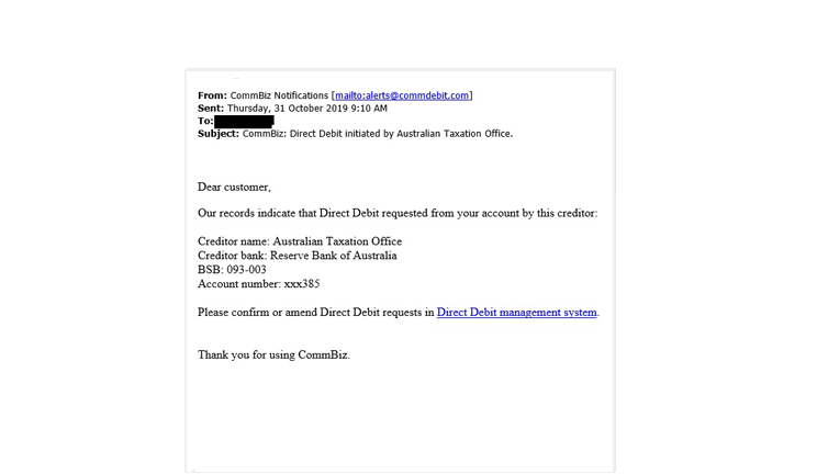 Latest Scam Fraud And Security Alerts Commbank