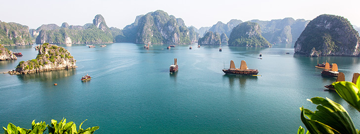 Vietnam travel image
