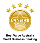 CANSTAR Best Value Australia – Small Business Banking