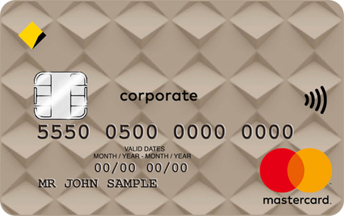 Corporate credit cards commbank corporate low rate card reheart Gallery