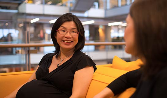 Job sharing at CommBank is the ultimate solution for the working mother