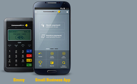 CommBank Small Business app is a great example of innovation