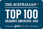The Australian Top 100 Graduate Employers 2015