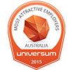 Universum: Attractive employer