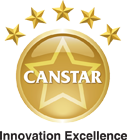Canstar innovative excellence