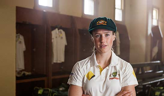 Ellyse Perry, Southern Star.