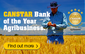 Agribusiness CANSTAR award