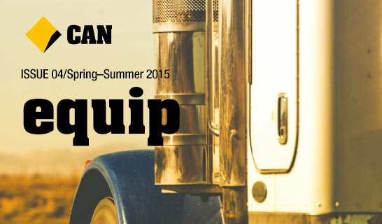 Equip - Issue 4 - Spring-Summer 2015