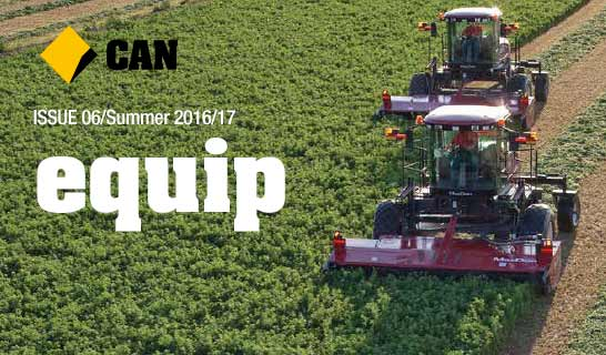 Equip - Issue 6 - Summer 2016/17