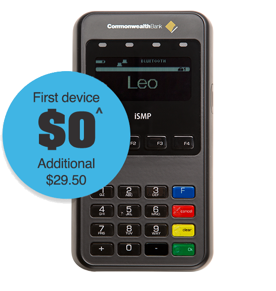 EFTPOS mobile - our most popular machine