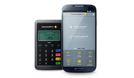 renting credit card machine for a day