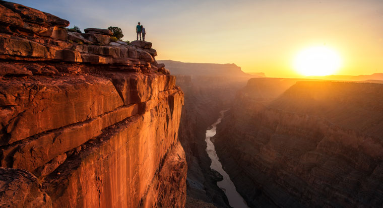 Travelling overseas - Grand Canyon, USA