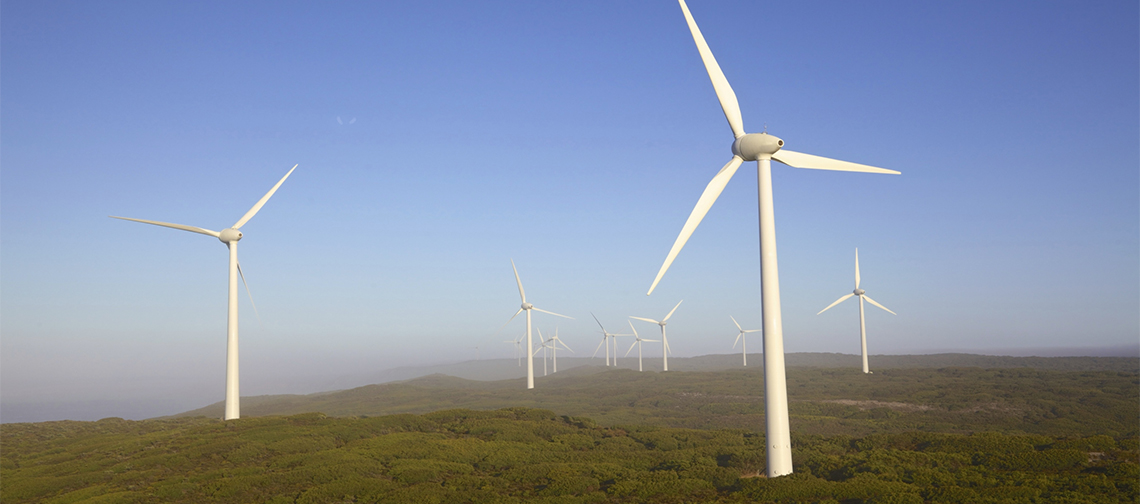 Stability is a key for the renewable energy sector