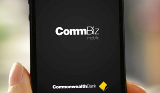 CommBiz on your mobile