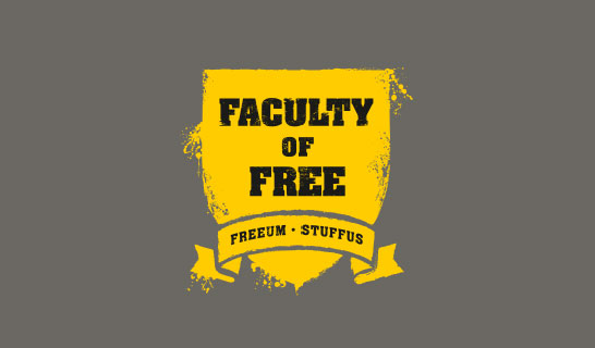 Faculty of Free logo