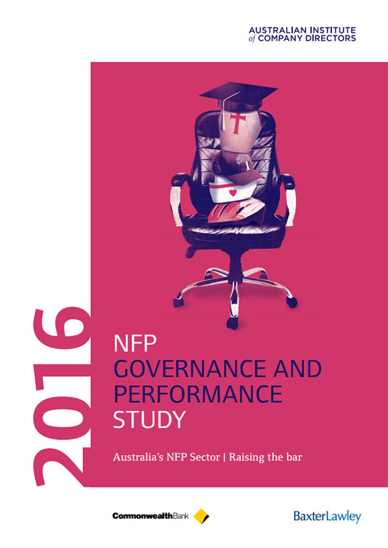 Governance and Performance Study