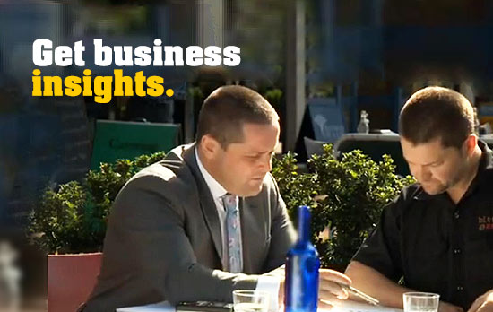 Get business insights