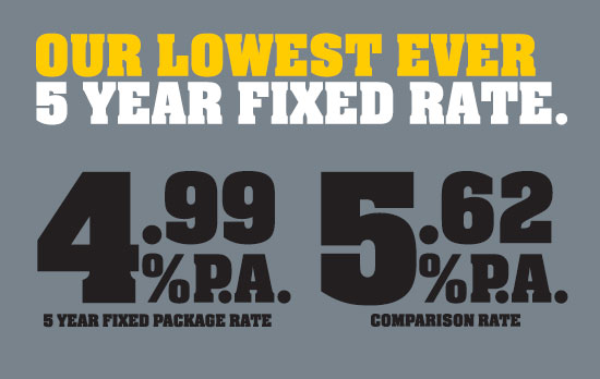 Mortgage best deals 5 year fixed