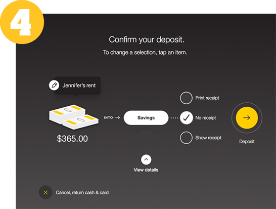 can i deposit coins at commonwealth bank