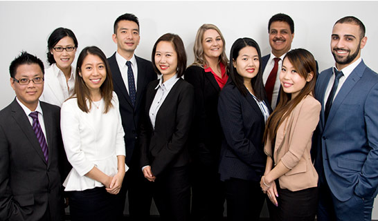 The International Premier and Retail Banking team