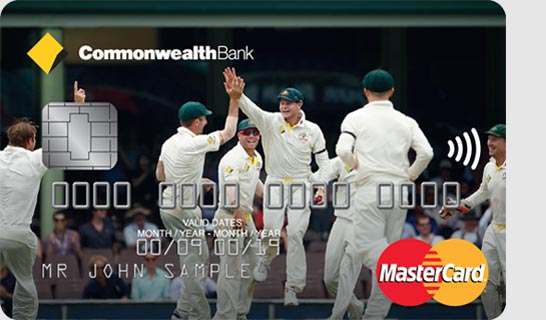 Cricket credit card