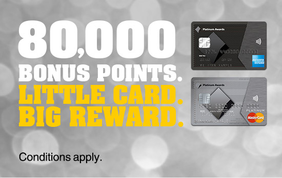 80,000 bonus points